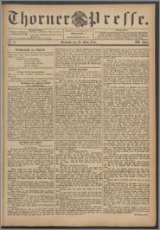 Thorner Presse 1894, Jg. XII, Nro. 71