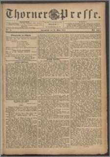Thorner Presse 1894, Jg. XII, Nro. 74