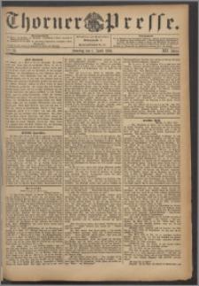 Thorner Presse 1894, Jg. XII, Nro. 75 + 1. Beilage, 2. Beilage