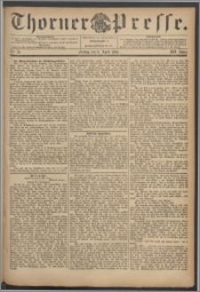 Thorner Presse 1894, Jg. XII, Nro. 79