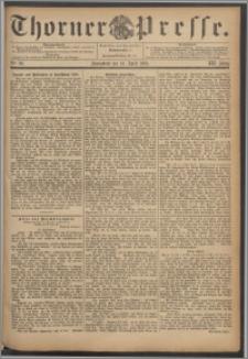Thorner Presse 1894, Jg. XII, Nro. 86