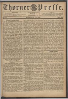 Thorner Presse 1894, Jg. XII, Nro. 94 + Beilage