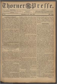 Thorner Presse 1894, Jg. XII, Nro. 96