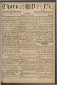 Thorner Presse 1894, Jg. XII, Nro. 98