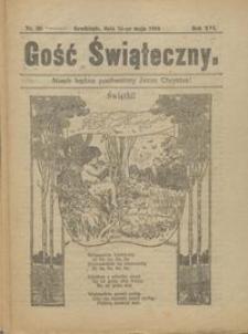 Gość Świąteczny 1910.05.15 R. XVI nr 20