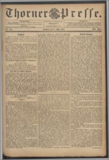 Thorner Presse 1894, Jg. XII, Nro. 104 + Beilage