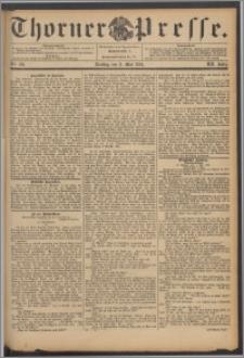 Thorner Presse 1894, Jg. XII, Nro. 105 + Beilage