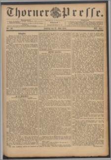 Thorner Presse 1894, Jg. XII, Nro. 110 + Beilage