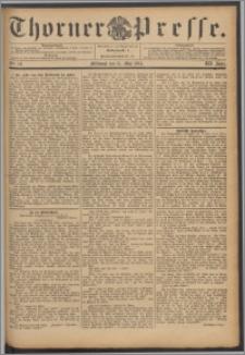 Thorner Presse 1894, Jg. XII, Nro. 111 + Beilage
