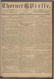Thorner Presse 1894, Jg. XII, Nro. 112