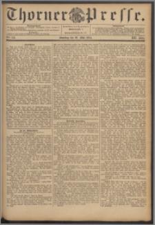 Thorner Presse 1894, Jg. XII, Nro. 115 + Beilage, Extrablatt