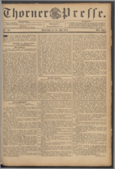 Thorner Presse 1894, Jg. XII, Nro. 118