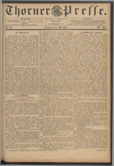 Thorner Presse 1894, Jg. XII, Nro. 119