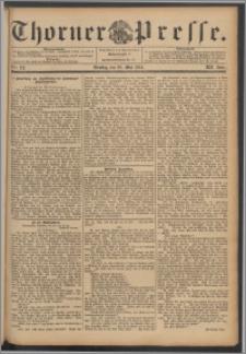 Thorner Presse 1894, Jg. XII, Nro. 122 + Beilage