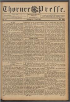 Thorner Presse 1894, Jg. XII, Nro. 127 + Beilage