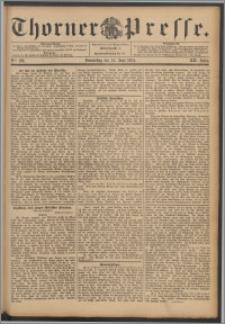 Thorner Presse 1894, Jg. XII, Nro. 136 + Beilage