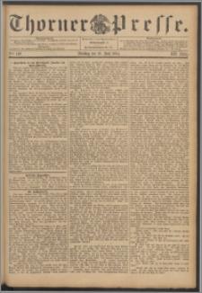 Thorner Presse 1894, Jg. XII, Nro. 140