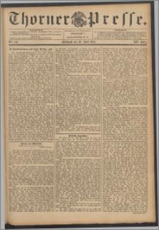 Thorner Presse 1894, Jg. XII, Nro. 141