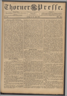 Thorner Presse 1894, Jg. XII, Nro. 143