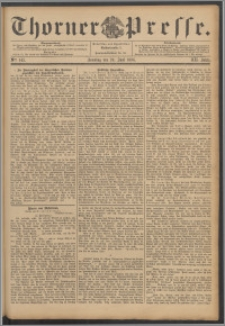 Thorner Presse 1894, Jg. XII, Nro. 145 + Beilage