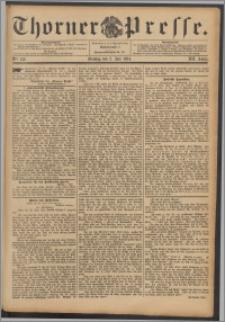 Thorner Presse 1894, Jg. XII, Nro. 152 + Beilage