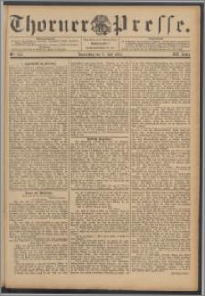 Thorner Presse 1894, Jg. XII, Nro. 154 + Beilage