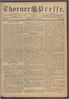 Thorner Presse 1894, Jg. XII, Nro. 160