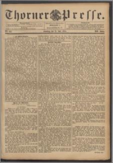 Thorner Presse 1894, Jg. XII, Nro. 163 + Beilage