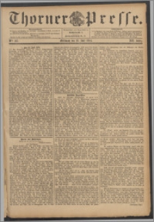 Thorner Presse 1894, Jg. XII, Nro. 165