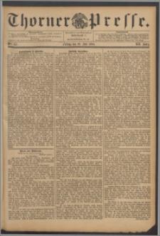 Thorner Presse 1894, Jg. XII, Nro. 167 + Beilage