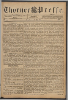 Thorner Presse 1894, Jg. XII, Nro. 168