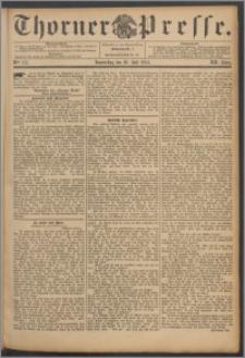 Thorner Presse 1894, Jg. XII, Nro. 172 + Beilage