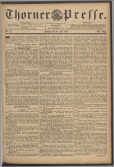 Thorner Presse 1894, Jg. XII, Nro. 175 + Beilage