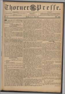 Thorner Presse 1894, Jg. XII, Nro. 176