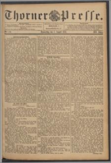 Thorner Presse 1894, Jg. XII, Nro. 178