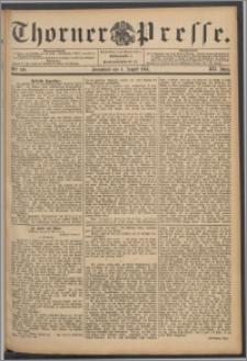 Thorner Presse 1894, Jg. XII, Nro. 180