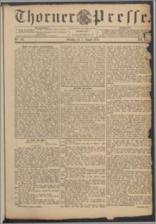 Thorner Presse 1894, Jg. XII, Nro. 182
