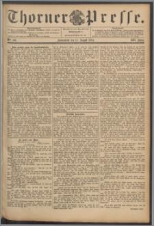 Thorner Presse 1894, Jg. XII, Nro. 186