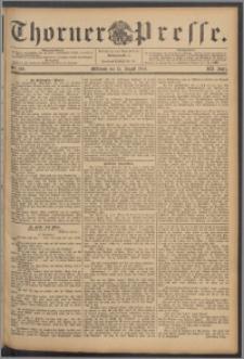 Thorner Presse 1894, Jg. XII, Nro. 189
