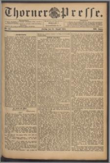 Thorner Presse 1894, Jg. XII, Nro. 197