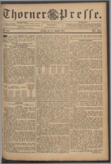 Thorner Presse 1894, Jg. XII, Nro. 203