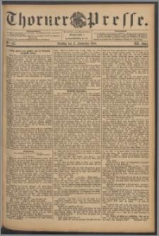 Thorner Presse 1894, Jg. XII, Nro. 212