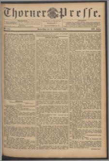 Thorner Presse 1894, Jg. XII, Nro. 214 + Beilage