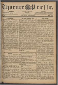 Thorner Presse 1894, Jg. XII, Nro. 215 + Beilage