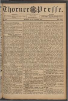 Thorner Presse 1894, Jg. XII, Nro. 220 + Beilage