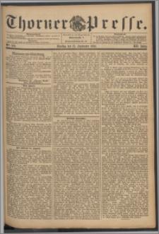 Thorner Presse 1894, Jg. XII, Nro. 224 + Extrablatt