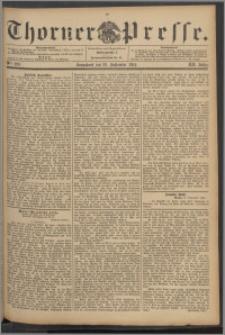 Thorner Presse 1894, Jg. XII, Nro. 228 + Beilage