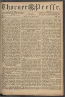 Thorner Presse 1894, Jg. XII, Nro. 230