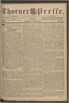 Thorner Presse 1894, Jg. XII, Nro. 231 + Beilage