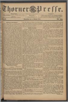 Thorner Presse 1894, Jg. XII, Nro. 232 + Beilage